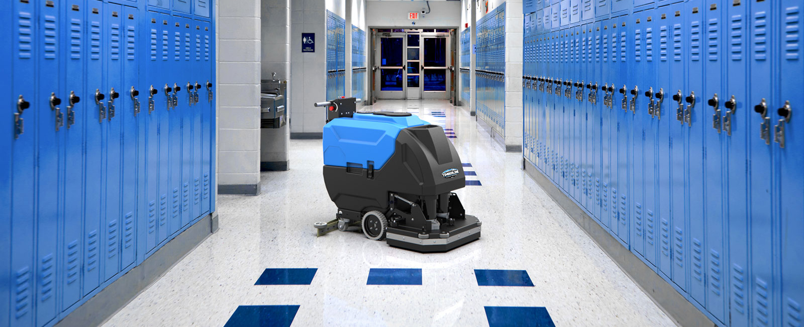 m24-orbital-floor-scrubber-cleans-grocery-store